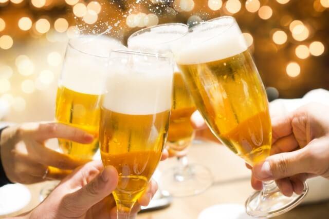 飲み会やBBQと言えばビール