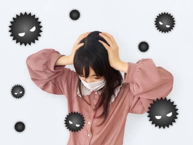 細菌、ウイルス、予防