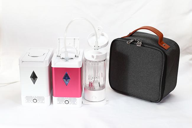 水素吸入器smartcube