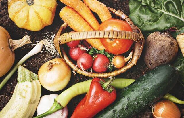 野菜,抗酸化,免疫,解毒